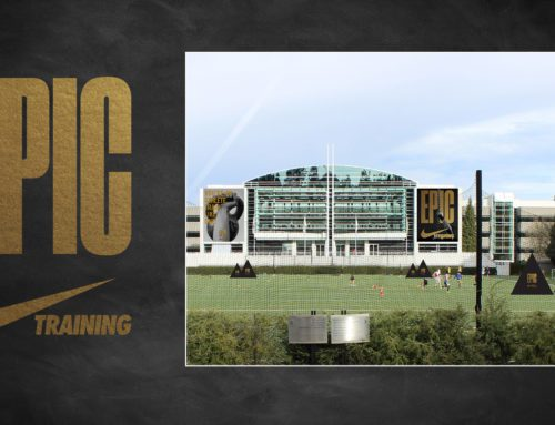 Nike – Epic Training